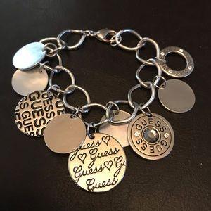 Guess Silver Bracelet